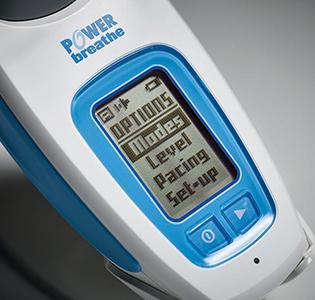 POWERbreathe (パワーブリーズ) K3 デジタル呼吸筋トレーナー